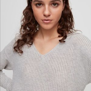 Free Wilfred Aritzia Sweater Size Small Wolter